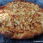 recette Gâteau rapide aux pommes Tupperware