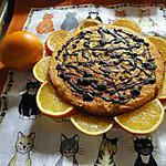 recette Gâteau à l'orange de Cuibonois