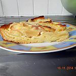 recette Gâteau invisible pomme & poire