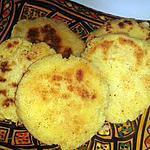 recette harcha ou galette de semoule les premiers fait par mes filles