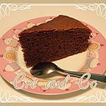 recette Gâteau moelleux au chocolat
