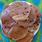recette Pancakes des gourmands 0% MG, myrtilles-réglisse