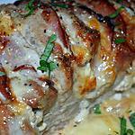 recette rôti de veau orloff façon choupette
