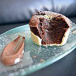 recette moelleux croquant aux deux chocolats