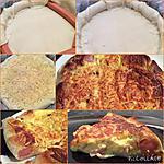 recette tarte aux saucisses