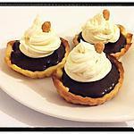 recette tartelettes caramel cacahuètes chocolat