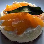 recette tartelette orange /clémentine