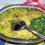 recette Gratin D'Oeuf Dur Aux Epinards, Ratte & Béchamel Sumac Aux Orties
