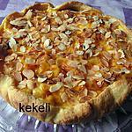 recette Gâteau à la crème et aux pommes