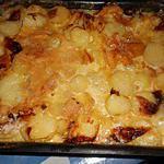 Tartiflette aux saucisses de morteau
