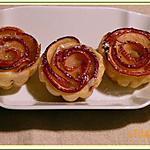 recette Roses de pommes