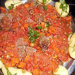 recette Langue de boeuf a la provençale