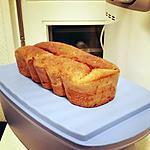 recette Cake à la patate-douce - noix de coco