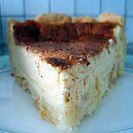 recette Tarte au fromage blanc