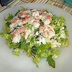 recette Salade à ma façon