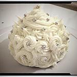 recette gâteau mousse au beurre salé, coeur crémeux caramel et sa robe onctueuse