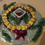 recette Les feuilletés knackis de Noel