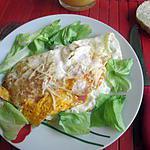 recette Chausson d'oeuf sur le plat facon Italmo