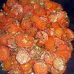 recette Carottes confites au gingembre
