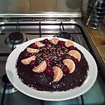 recette gâteaux au yaourt coco et sa crème pâtissière