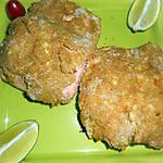 recette Pavé de saumon croute de moutarde au gingembre
