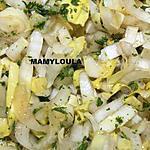 recette Salade d'endives 2