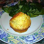 recette Muffins coeur boursin ail et fines herbes