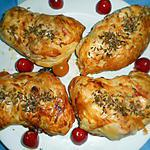 recette empanadas au saumon