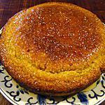 recette Gâteau au yaourt à l'orange et fleur d'oranger (pas besoin de pot!)