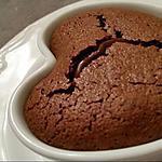 recette Moeilleux chocolat coulant
