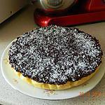 recette Gâteau magique à la noix de coco