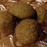 Bouchees pistaches