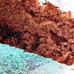 recette Cake au vin rouge et aux pépites de chocolat
