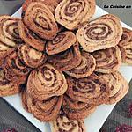 recette Escargots chocolat arôme guimauve