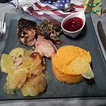recette SAUCE AUX AIRELLES (Repas de Thanksgiving)