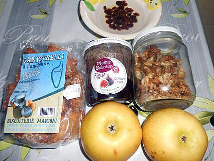 Pommes farcies au four 430