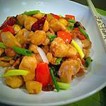 recette Poulet Sauté Thaï aux Noix de Cajou Gai Pad Med Mamuang