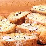recette Croquants amandes noisettes et orange