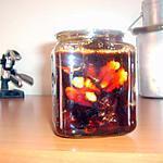 recette Confiture de cerise / noix