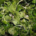 recette Salade de mâche