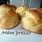 recette Brioche express (recette de Benjamin du Meilleur Pâtissier)