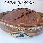 recette Gâteau marbré (sans beurre ni huile)