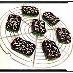 recette barre pistache-chocolat