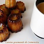 recette Canelé (ou cannelé) au lait fermenté
