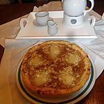recette tarte bourdaloue