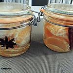 recette Clémentines confites de Katcelau