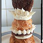 recette religieuse aux spéculoos et ses 2 cookies