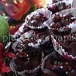 recette ~Grappes d'arachides au chocolat~