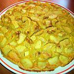 recette gateau aux pommes sans sucre