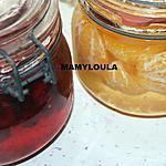 recette clémentines et framboises au sirop